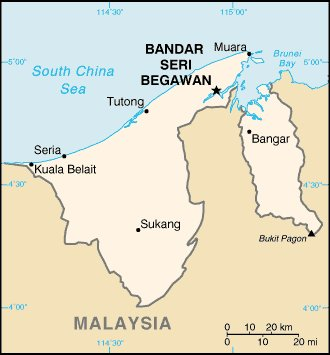 Where Is Brunei Travel Guide By Travel Culturre Brunei - Where is brunei